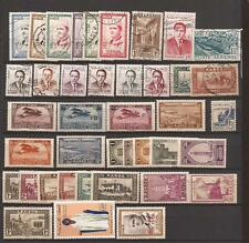 MOROCCO- 40 Stamps ( mixed all different)  16 used / 24 unused