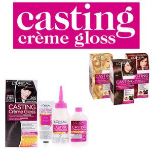 L`OREAL PARIS Casting Creme Gloss Permanent Hair Colour Dye Ammonia Free