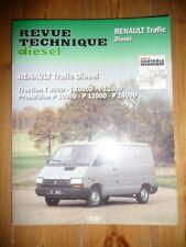 Trafic Die Revue Technique Renault Etat - Bon Etat Occasion
