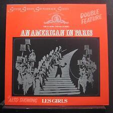 Various - An American In Paris / Les Girls LP Mint- 2353068 Mono UK Vinyl Record