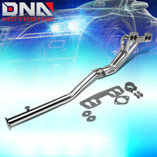 FOR 90-95 4RUNNER/PICKUP 2WD 22RE STAINLESS LONG-TUBE PERFORMANCE HEADER EXHAUST