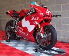 Ducati 999 R&G Pair Black Classic Crash Protectors CP0118BL