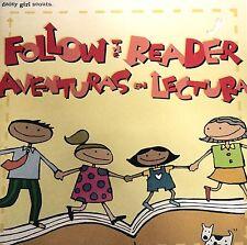 FOLLOW THE READER,  AVENTURAS EN LECTURA - A GIRL SCOUTS FAMILY READING PROJECT