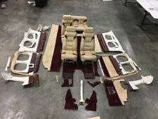 Cessna P210 Interior Set W/ Articulating Seats, Carpet, Headliner, & Side Panels