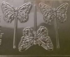 Papillon Moule chocolat Lollipop