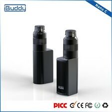 *NEW* iBuddy Nano C Kit 50W MOD w/ BUD PLUS Leak Proof Sub Ohm Vape Tank