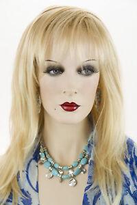 Angelique Medium Jon Renau Straight Layered Blonde Brunette Red O'solite Wigs