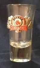 Siskiyou Pewter Boston Red Sox Tall Round Shot Glass
