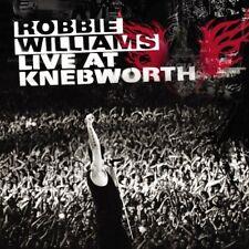 Robbie Williams: Live at Knebworth: (CD)