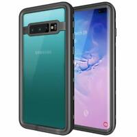 Supports Ultrasonic Fingerprint Unlocking Waterproof Case For Galaxy S10 Plus