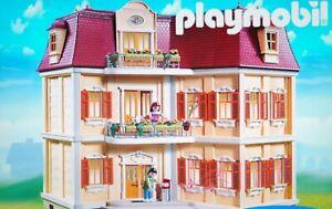 Playmobil -- Pièce de rechange -- Maison de ville 5302 --
