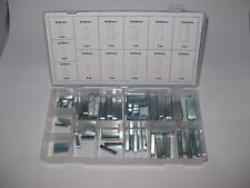 60 PIECE METRIC KEY STEEL ASSORTMENT EUREKA GRAB KIT FD-6028-MET