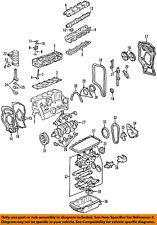 GM OEM-Engine Oil Pump 88958981