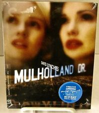 Mulholland Drive (Criterion Blu-Ray Disc, Oct-2015) 2001 David Lynch Neo-Noir