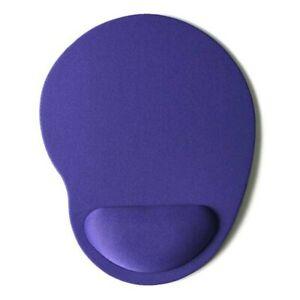 Mouse Pad Wrist Rest Ergonomic Comfort Mat Non Slip PC Laptop Computer Sale Gift