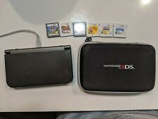 Nintendo New 3DS XL 4GB Handheld System - Black/Silver