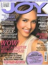 JESSICA ALBA JOSEPH-GORDON HEWITT JAMES FRANCO Magazine
