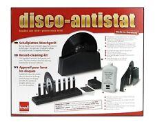 Knosti Disco Antistat Disque Vinyle Nettoyage Machine cleaner kit (nouveau modèle)