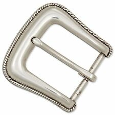"""Tandy Leather Roped Edged Buckle 1-1/2"""" 7861-05"""