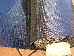 0,60€/m² Bodengewebe Unkrautvlies Mulchfolie UV 1,05 1,65 2,10 3,30 Meter