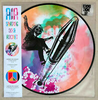 "AIR Surfing On A Rocket (2019) Reissue RSD Picture Disc vinyl 12"" NEW/SEALED"