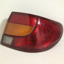 2000 2001 2002 Saturn SL SL1 SL2 Sedan Right Passenger Side Tail Light OEM Shiny
