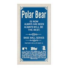 2020 Topps 206 Cards 1-50 Sovereign Polar Bear Old Mill Cycle Parallels You Pick