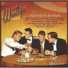 WESTLIFE - ALLOW US TO BE FRANK NEW CD