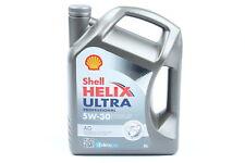 SHELL Motoröl Helix Ultra Professional AG 5W30 5 Liter API SN ACEA C3 GM dexos2
