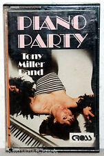 MC pianoforte Party-Tony Miller nastro
