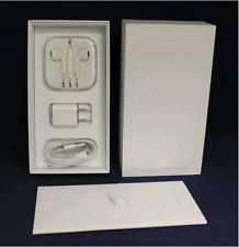 APPLE iPHONE 6 Retail BOX and ACCESSORIES - Excellent Brand New