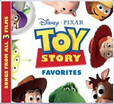 Various Artists - Toy Story Favorites (Original Soundtrack) [New CD]