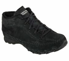 Skechers RELAXED FIT: BIKERS - TOTEM POLE women's boot Black