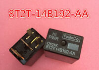 Lot of 5 8T2T-14B192-AB FoMoCo Automotive Relay 5 Pins