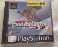 Cool Boarders 3 For PlayStation 1 includes a Demo Disk