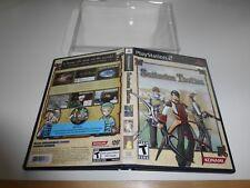 Suikoden Tactics - Playstation 2 - PS2 - PS3