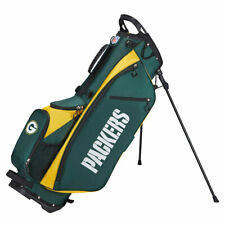 Wilson NFL Carry Golf Bag '21 - Green Bay Packers