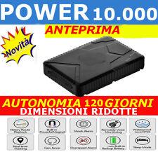LOCALIZZATORE ANTIFURTO SATELLITARE TRACKER GPS GSM TK106 POWER AUTO GPS 10.000