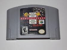 Namco Museum 64 (Nintendo 64, 1999) N64