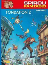 Spirou & Fantasio Spezial 27 - Stiftung Z - Carlsen – Comic - NEU ET: 26.03.19