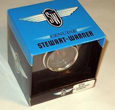 """Stewart Warner 82705 Oil Pressure Gauge, 0-100psi, 2-1/16"""" Dual Scale 100-700kPa"""