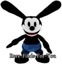 "Disney Theme Parks ""Oswald the Lucky Rabbit"" Plush Doll Toy 9"" (NEW) Walt Mickey"