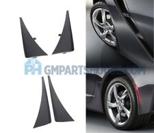 2014-2018 C7 Corvette GM Front and Rear Splash Guards Mud Flaps STINGRAY