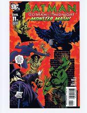 DC Comics, Batman: Gotham After Midnight #11, May 2009 - NM (Unread copy)