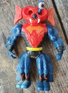VINTAGE MOTU MANTENNA! 1985 Mattel! Masters Of The Universe Action Figure! PARTS