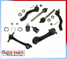 92-95 fits repair kit Rear upper links Arms+Tie rods+ ball joints HONDA CIVIC