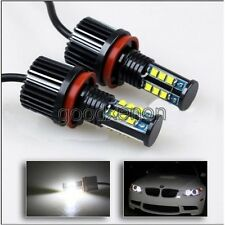 LED Angel Eyes Light 120W H8 CREE for BMW E93 convertible 328i 335i 2007-2011