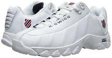 Men K-Swiss ST329 CMF Training 03426-130 White Navy Red 100% Original Brand New