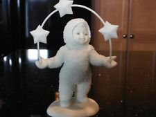 """Dept 56 Snow babies 'Look what i can do"""" w/ box"""