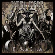 Dimmu Borgir- In Sorte Diaboli CD Korea Import SEALED NEW